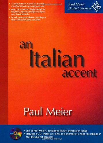 Download An Italian Accent (CD included) ebook