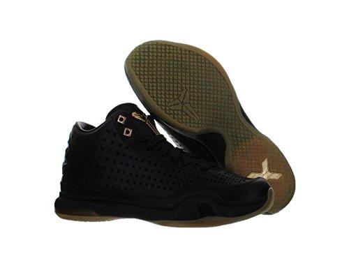 Nike Kobe X Mid Ext Scarpe Da Basket Uomo Nero 002