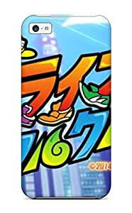 New Style Premium Tribe Cool Crew Episode 4 Back Cover Snap On Case For Iphone 5c 2845635K57019320