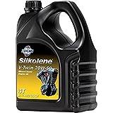 Silkolene 600868413 V-Twin Engine Oil - 20W50 - 4L.