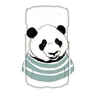 YAYADE Phone Case Of pandas illustration Cute Cartoon Chinese style Fashion Style Colorful Painted For Samsung Galaxy S3 I9300