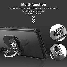 HENGBANG Multipurpose Phone Bracket, Phone Ring Holder – Two in ONE Multipurpose Mobile Phone Bracket Holder Stand 360…
