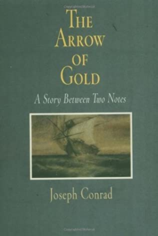 book cover of The Arrow of Gold