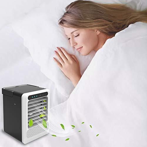 Chargement USB Mute Humidification /Économie D/Énergie Climatiseur Ventilateur Vaugan Mini Refroidisseur Air