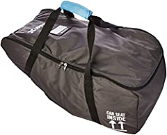Whether gate checking your MESA or storing it until the next baby, our MESA Travel Bag with Travel Safe provides all the protection you need. With our Travel Safe Program you can gate check your car seat without worry. By simply registering t...
