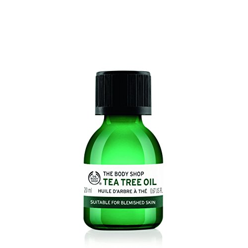 The Body Shop Tea Tree Oil, 0.67 Fl Oz (Vegan)