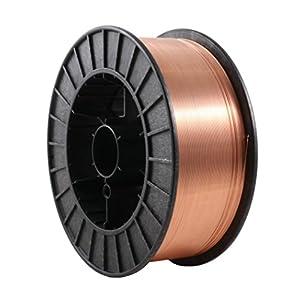 ER70S-6 – MIG Mild & Low Alloy Steel Welding Wire – 33 Lb x 0.035″