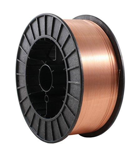ER70S-6 - MIG Mild & Low Alloy Steel Welding Wire - 33 Lb x 0.035'' by TGB