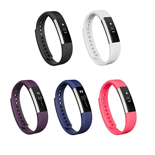 Vancle Fitbit Replacement Clasps Tracker
