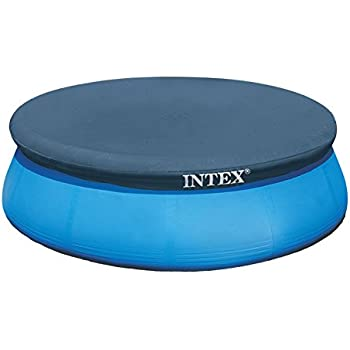 Intex 12-Foot Round Easy Set Pool Cover