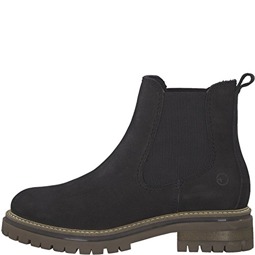 Tamaris 21 Women's Chelsea Boots Black 25474 pvBprz