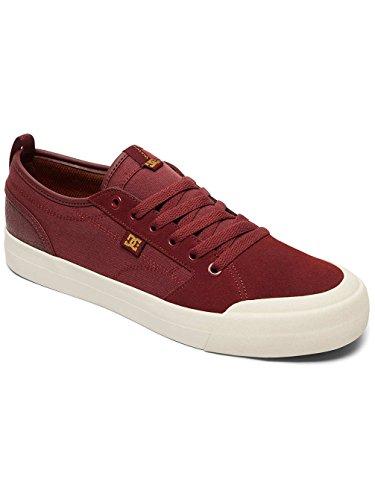 DC Shoes Evan Smith, Sneakers Basses Homme BUR BURGUNDY