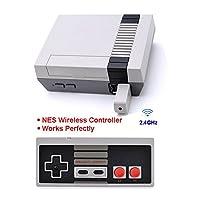 Controlador inalámbrico para NES Classic Edition, NES Controlador inalámbrico Gamepads para Nintendo NES Mini