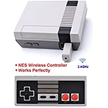 Wireless Controller For NES Classic Edition,NES Wireless Controller Gamepads for Nintendo NES Mini