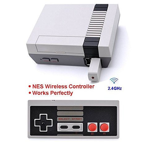 Wireless Controller For Nes Classic Edition Nes Wireless Controller Gamepads For Nintendo Nes Mini