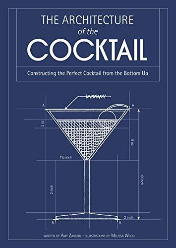 Die besten Bücher für Architekten: THE ARCHITECTURE of the COCKTAIL