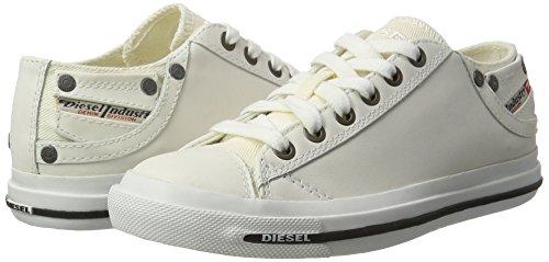 Blanc T1003 W Femme Low Basses t1003 Diesel Exposure Iv Sneakers qnASWz0p