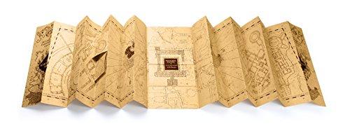 Harry Potter Prop Replicas (Harry Potter Marauders Map)
