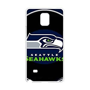 Seattle Seahawks New Style High Quality Comstom Protective case cover For Samsung Galaxy Note4
