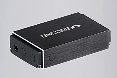 Encore mDAC Headphone Amp 96kHz USB DAC Black