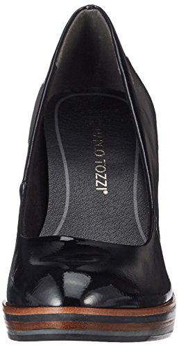 Marco Tozzi Damen 22417 Pumps Schwarz (Black Patent)