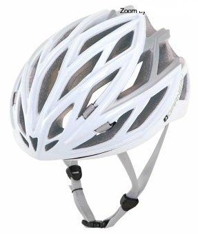 Louis Garneau X-Lite Helmet White/Silver, L