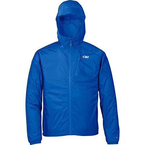 Outdoor Research Men's Helium II Jacket, X-Large, Glacier by Outdoor Research