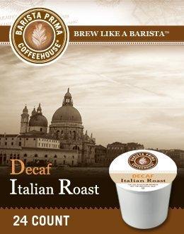 italian barista decaf k cups - 5