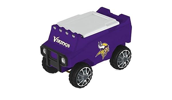 Amazon Com Minnesota Vikings Rc Motorized C3 Nfl Cooler Garden