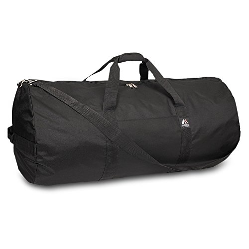 Everest 36-Inch Round Duffel Color: Black