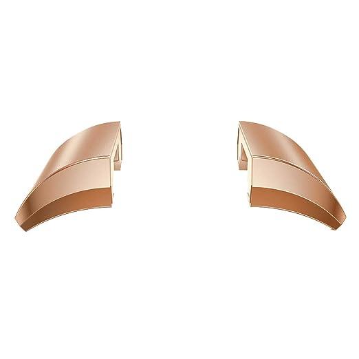 Manyo Fitbit Charge 2 Conector - Conector de Adaptador de Acero Inoxidable para Fitbit Charge 2 Correa de Reloj Pulsera
