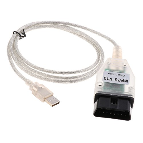 D DOLITY Easy Install Safety Universal OBDII MPPS V13 Chip Tuning Diagnostic Cable