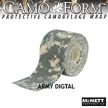 Amazon.com : McNett ACU Digital 19411 Camo Form Camouflage Tape ...