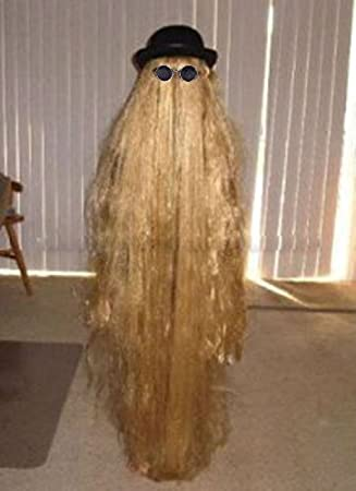 HAIRY COUSIN GOTHIC FAMILY MANOR TV /& FILM CHARACTER HALLOWEEN FANCY DRESS HULA