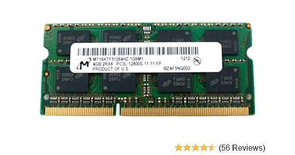 HP 691740-001 4GB, 1600MHz, PC3L-12800 DDR3L DIMM memory module