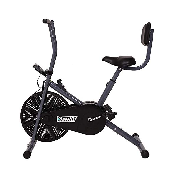 Fitkit-FK500-Steel-Airbike-with-Free-3-Month-Diet-and-Fitness-Plan-by-certified-Dietitian-Personal-Trainer-Doctor-Consultation-and-Free-Installation-at-Home