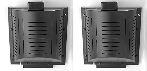 Akoma Hound Heater Dog House Furnace Deluxe with Cord Protector and Mounting Template (2 PACK)