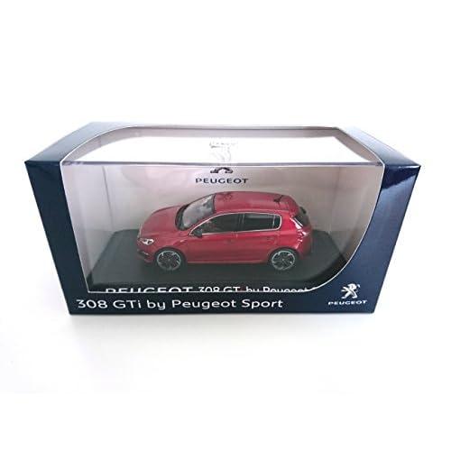 Peugeot 308 GTI 2015 1/43 NOREV réf: 473828
