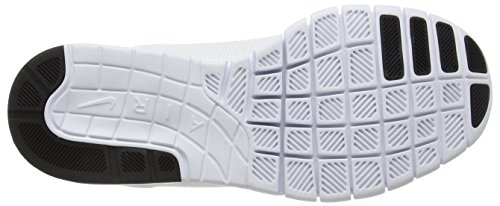 Nike Mens Stefan Janoski Max Wit / Blacksneakers - 8.0