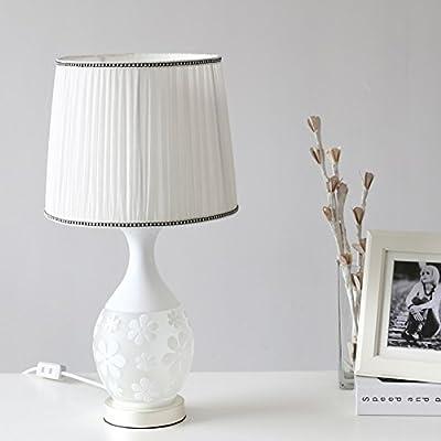 Ceramique Chambre Lampe De Bureau Creatif Fashion Lumiere De Chevet