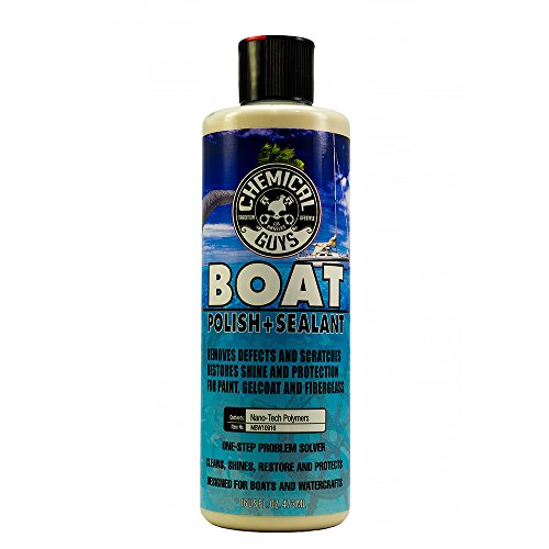 Chemical Guys MBW10916 Marine and Boat Polish and Sealant (16 oz)