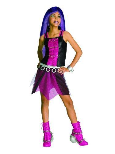 [Rubies Girls Monster High Spectra Vondergeist Costume] (Spectra Costumes)