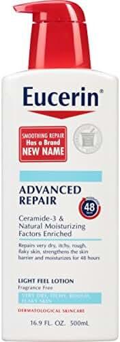 Eucerin Advanced Repair Body Lotion 16.9 Fluid Ounce