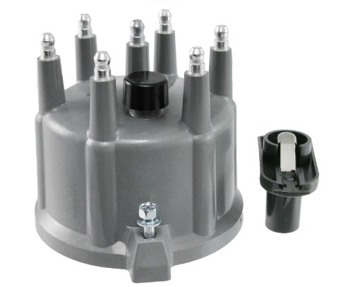 Jeep Cap Wrangler Distributor (Wells F2125 Distributor Cap and Rotor Kit)