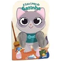 Animais dedoches III: A casa limpa da gatinha