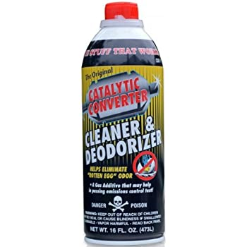 Solder-It (CAT-1) Catalytic Converter Cleaner - 16 oz