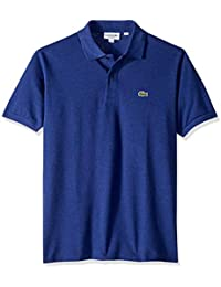 Mens Classic Chine Pique Polo Shirt