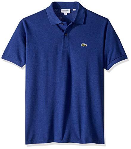 Lacoste Mens Classic Chine Pique Polo Shirt, HALLIRI, ()