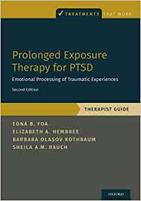Is prolonged exposure the best option for ptsd
