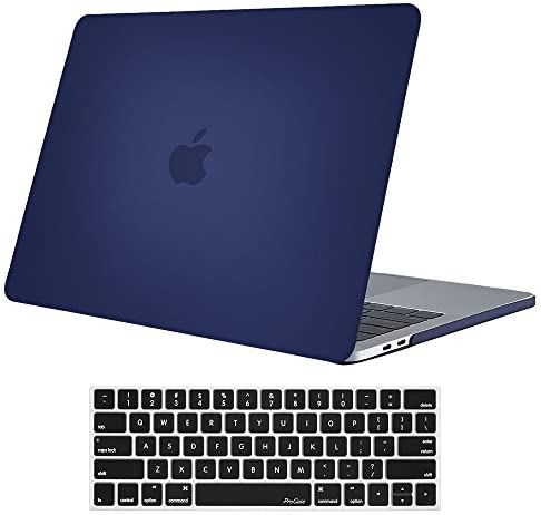 ProCase MacBook Release Keyboard Darkblue product image